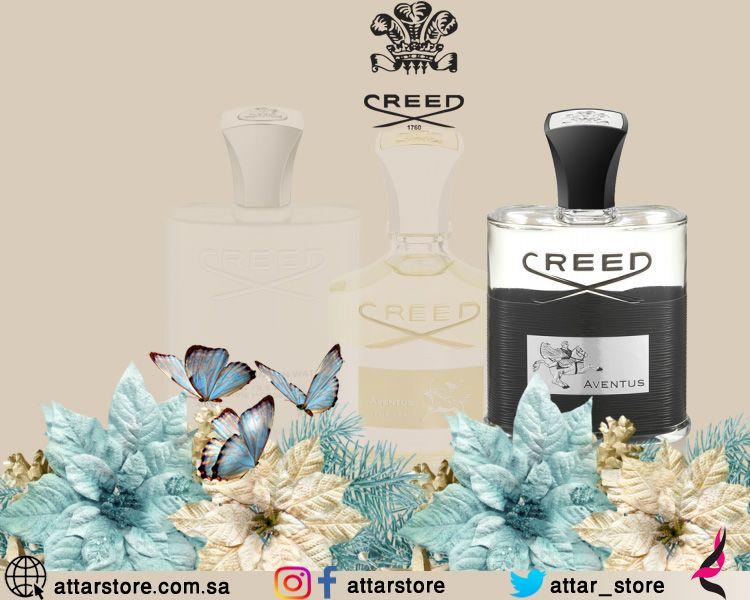 Creed Aventus Eau De Parfum عطر فاكهي لـ الرجال مستوحى من شخصية الامبراطور الفرنسي نابليون الثالث وكلمة Aventus كل Perfume Perfume Bottles Bottle