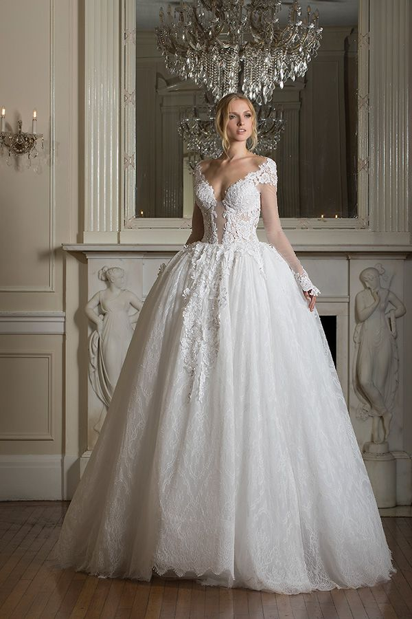 Pnina Tornai Wedding Gowns 2017 | Couture Bridal Gowns | Pinterest ...