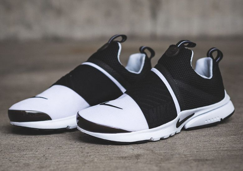 Nike Air Presto Extreme White Black 870020-100 | Zapatos ...