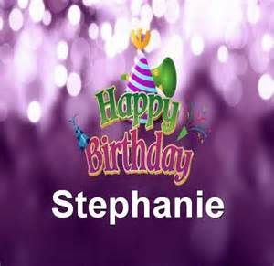 Birthday Stephanie Happy Daughter 5
