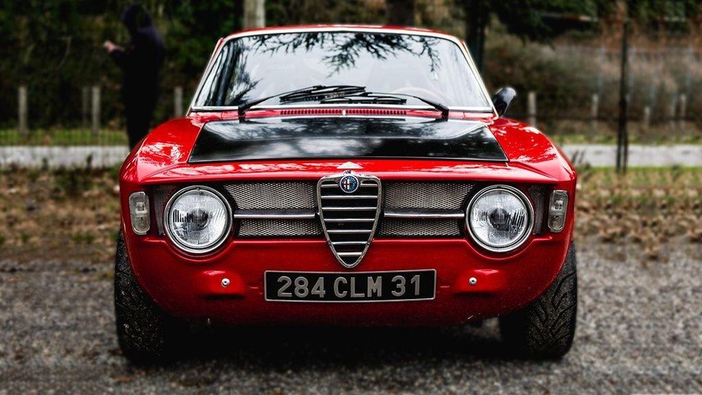 Alfa Romeo GTA [1200×675] carporn Alfa romeo, Alfa