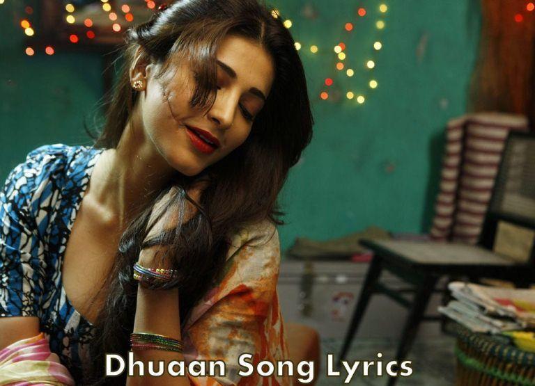 Dhuaan Song Lyrics From D Day 2013 Film Nikhil Advani D Day