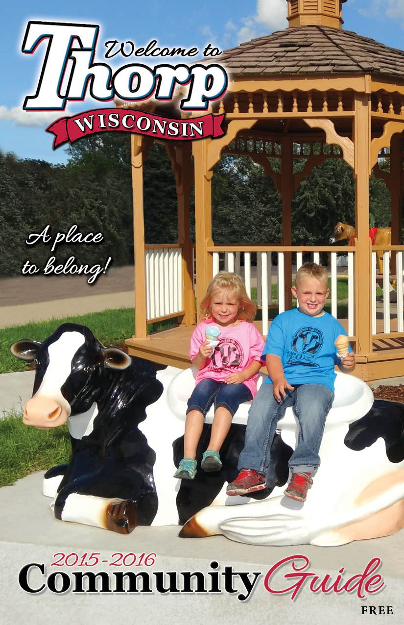20152016 Thorp Community Guide › City of Thorp, WI