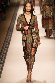Etro | Fall 2015 Ready-to-Wear Collection | Style.com