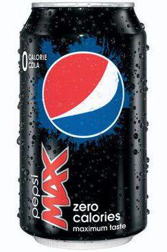 2010 12 Ounce Pepsi Max Can Pepsi Pepsi Cola Cola