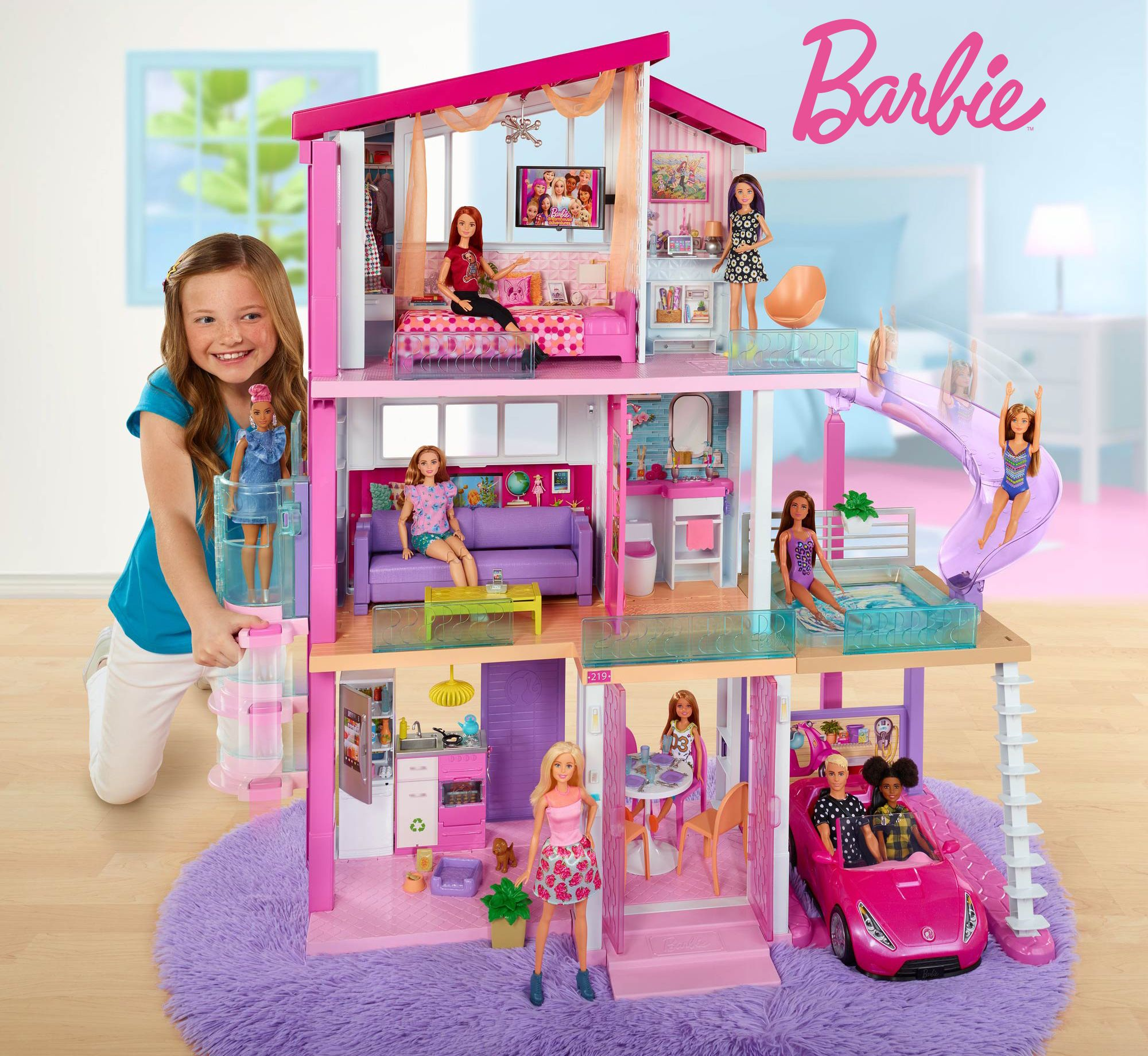 barbie dream house toyland barbie dream house barbie house rh pinterest com