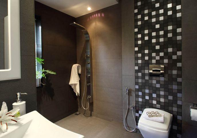 RAK Ceramics has launched a new set of river-inspired designs called - percer carrelage salle de bain