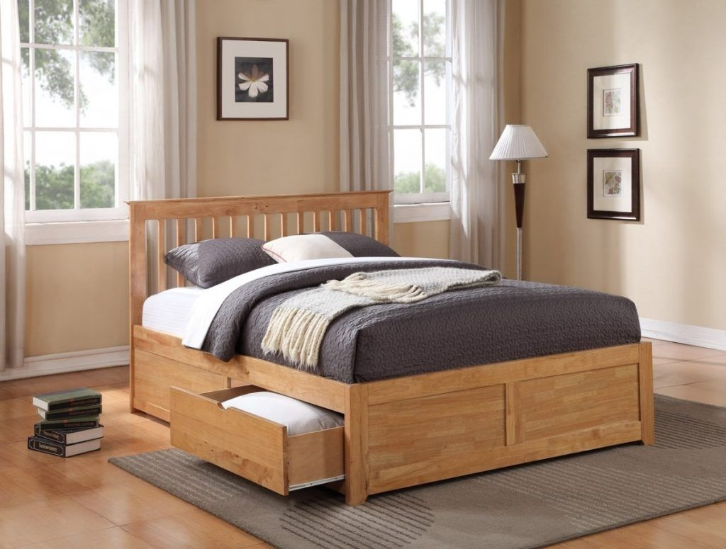 Choose The Best King Size Bed Frames To Suit Your Needs Perabot