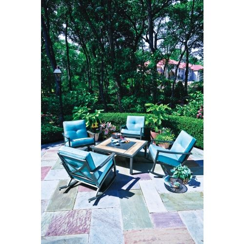 Living Accents Sorento Chat Collection | Patio, Outdoor ... on Living Accents Patio id=77134