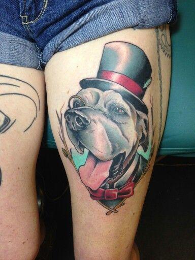 Great Dane Tattoo Greatdane Tattoo Dog Dogtattoo Dog Tattoos