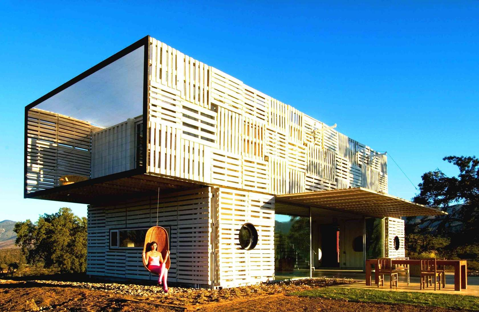 container home designers%0A Infiniski designs and builds ecofriendly houses and buildings and  cocreated this Iconic Shipping Container Home  Manifesto House by James  u      Mau