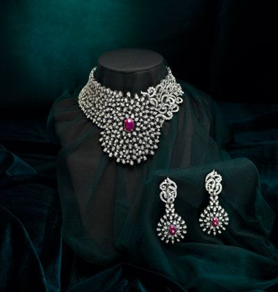 Most Expensive Diamond Necklace | Diamond Jewelry Sets - Expensive Treasure : Fashion, Beauty