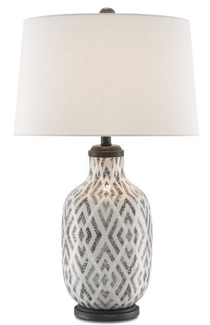 Currey And Company Chahta Table Lamp 6000 0087 With Images Lamp Table Lamp Black Table Lamps
