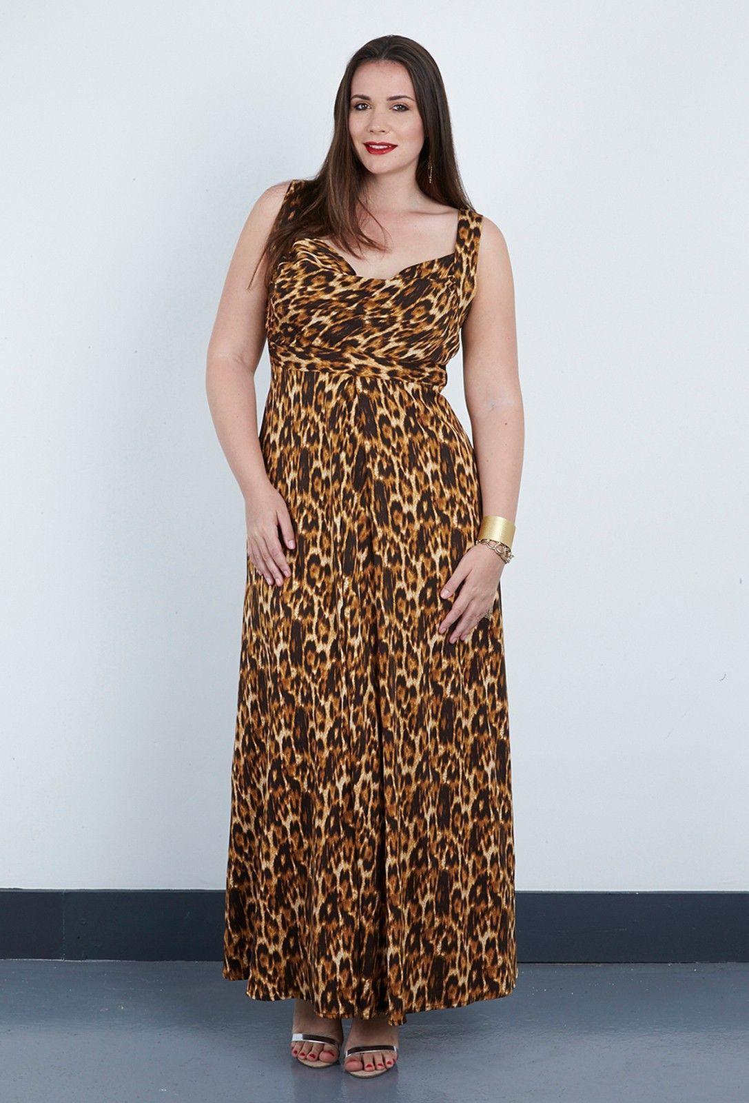 4bfcc6bce99 Anna Scholz - Double Silk Cowl Maxi Dress