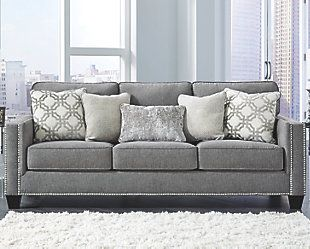 sofas couches ashley furniture homestore home ideas furniture rh pinterest com