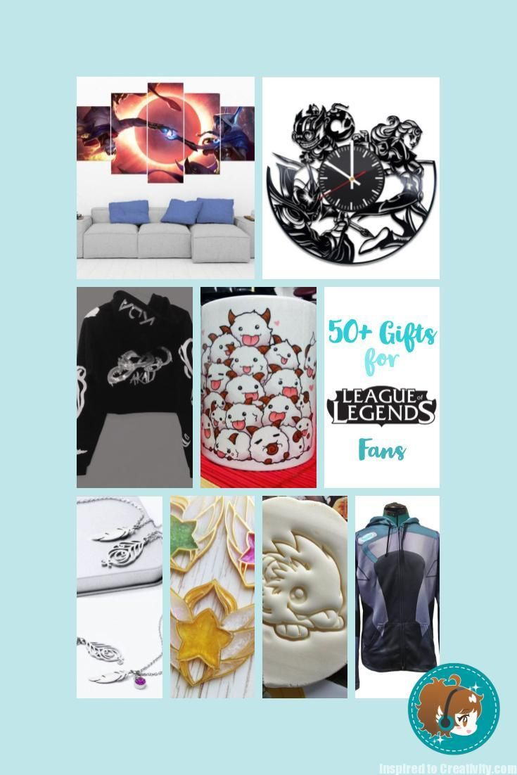 50 gifts for league of legends fans check out a roundup