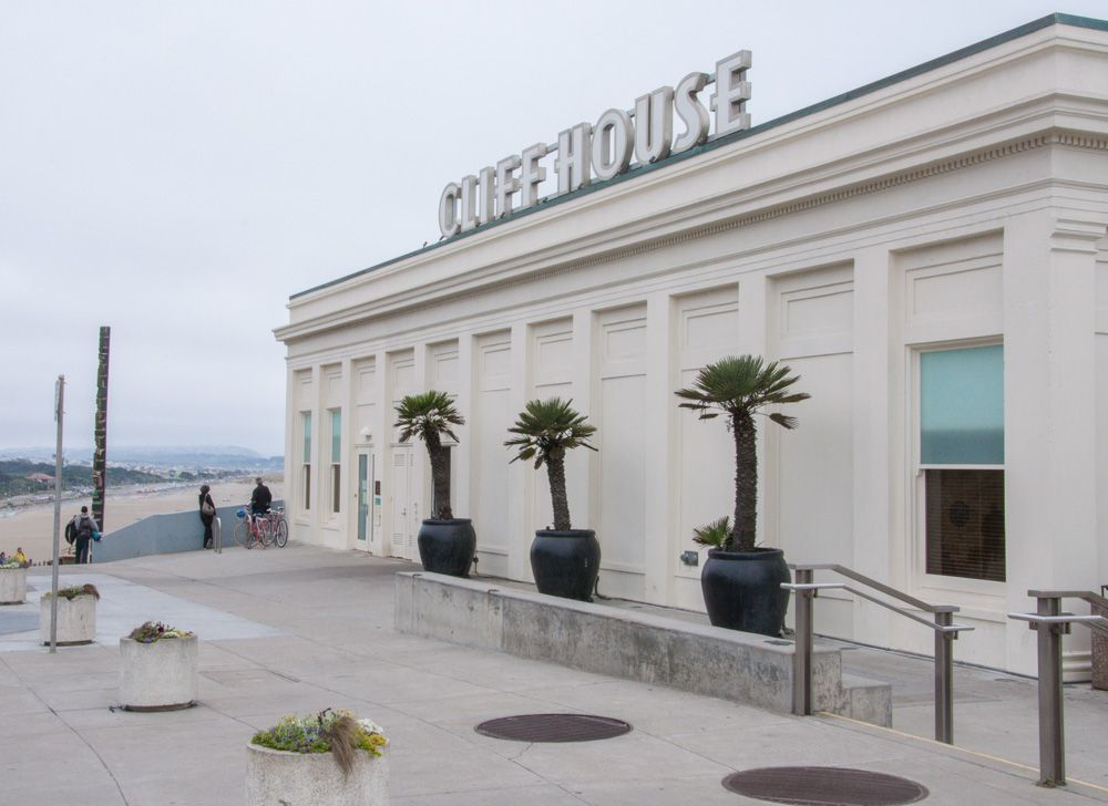 Cliff House Bistro Restaurant Review San Francisco Cliff house