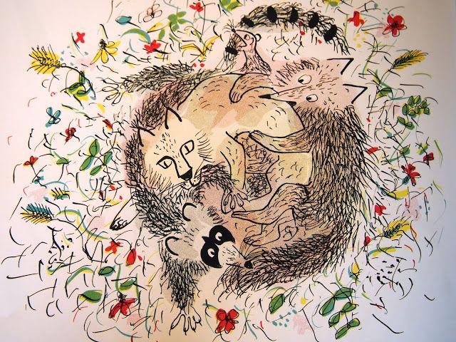 Petunia Beware | Roger Duvoisin