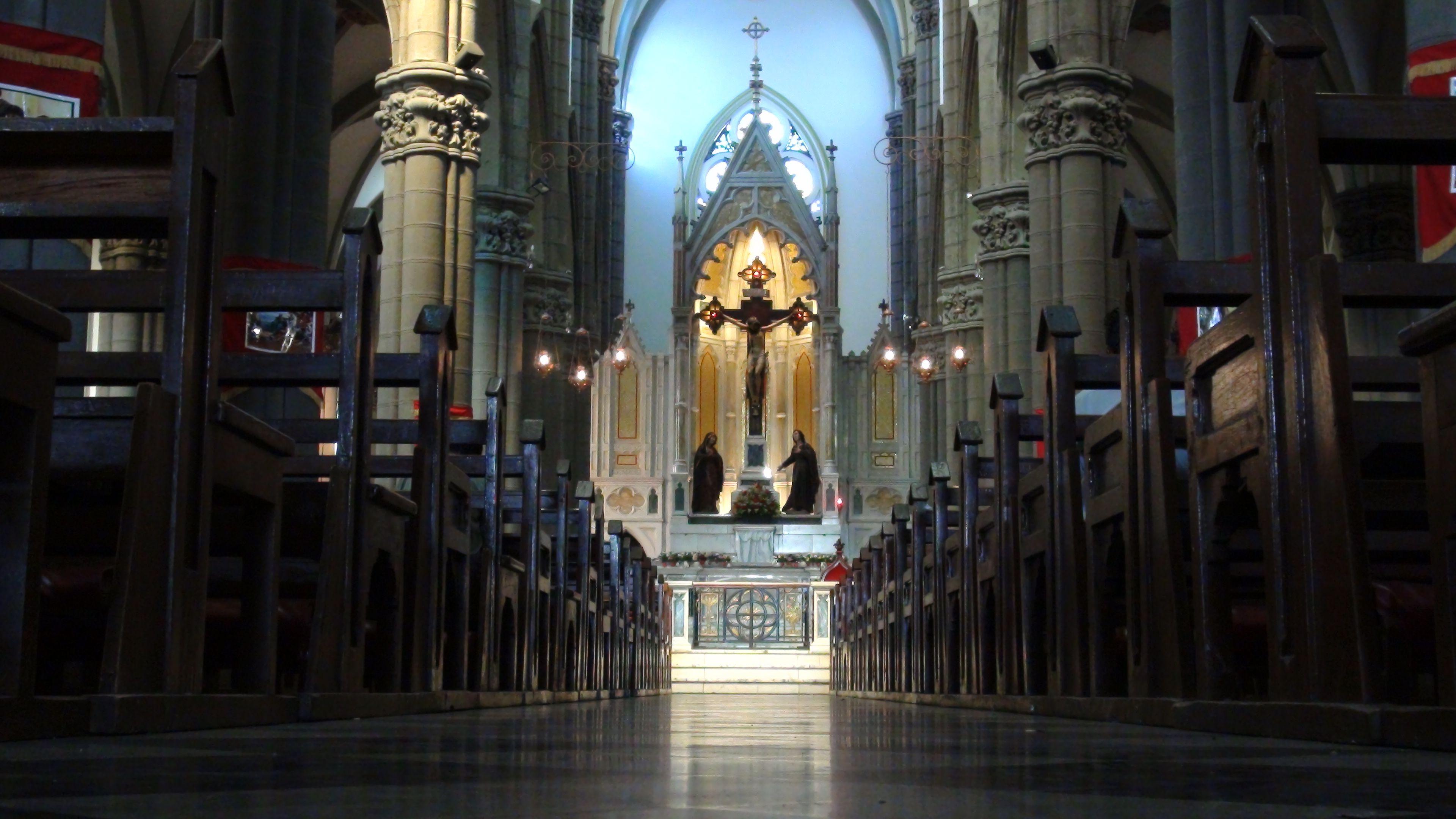 Iglesia El Calvario San Salvador El Salvador