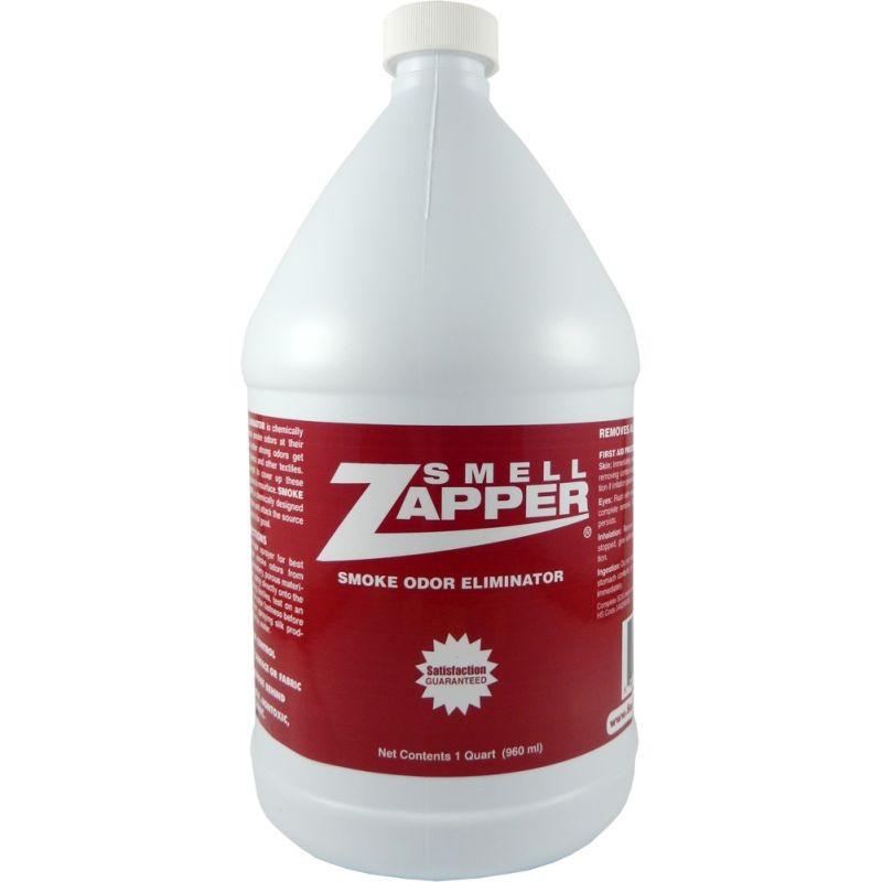 Smell Zapper Smoke Odor Eliminator Gallon Smoke Odor Eliminator Odor Eliminator Odor