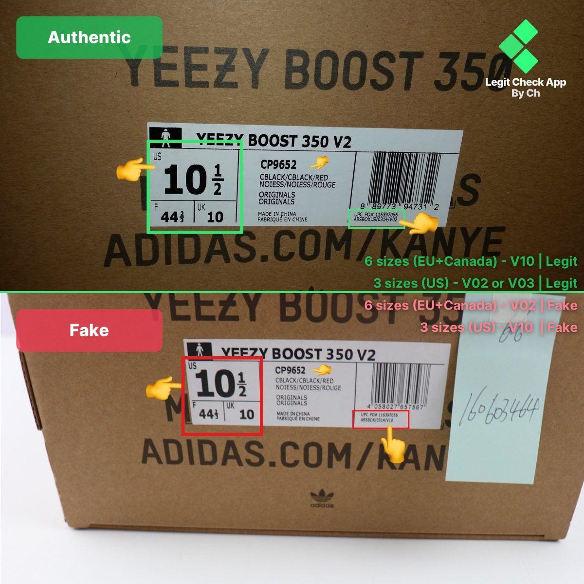buy yeezy box