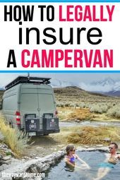Photo of Taking out RV insurance is not the easiest thing in the world. This van life …