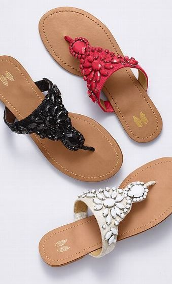 82884bfa817c fancy flip flops!