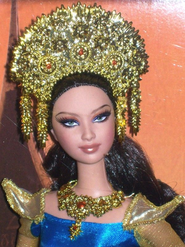 Sumatra-Indonesia Barbie by Mo1160 | Barbie Collector