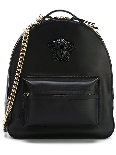 VERSACE Medusa Backpack.  versace  bags  leather  backpacks ... 2802d63102