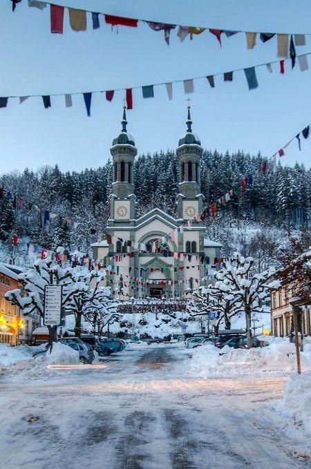 St. John the Baptist Church of Todtnau, Baden-Württemberg, German | by Michael-Herrmann