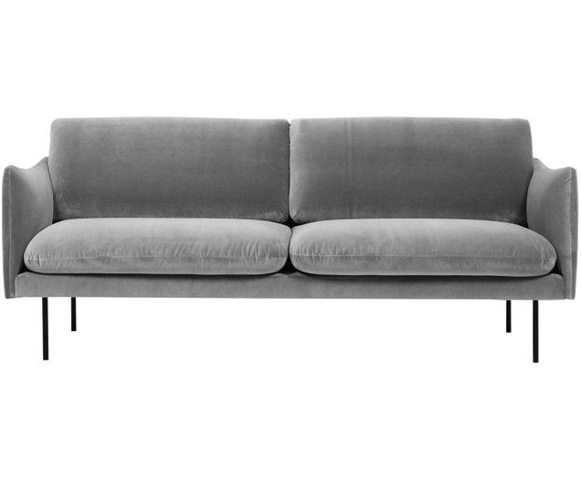 Samt Sofa Moby 2 Sitzer Sofa Furniture Love Seat