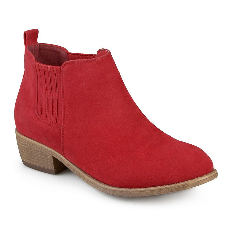 bf57652c1bc56 Journee Collection Ramsey Slip-On Womens Booties
