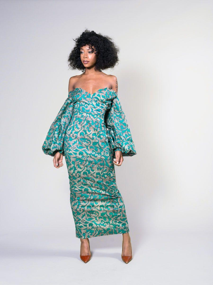 Levictoria frances dress u green u zuvaa prints pinterest
