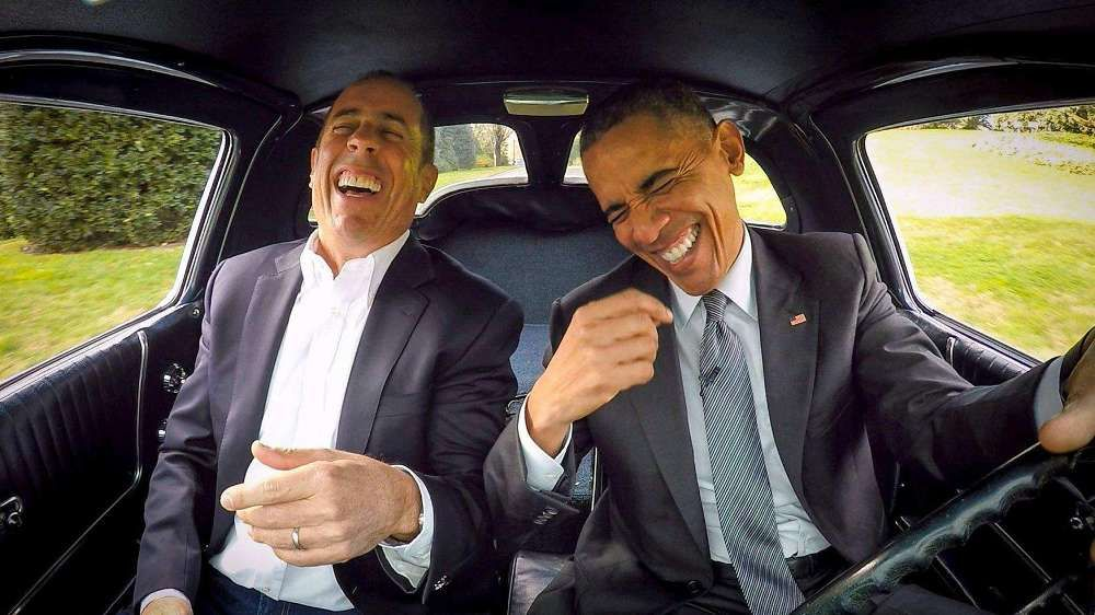 comedians in cars getting coffee norm macdonald stream