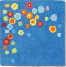 Detský koberec Čarovné kruhy