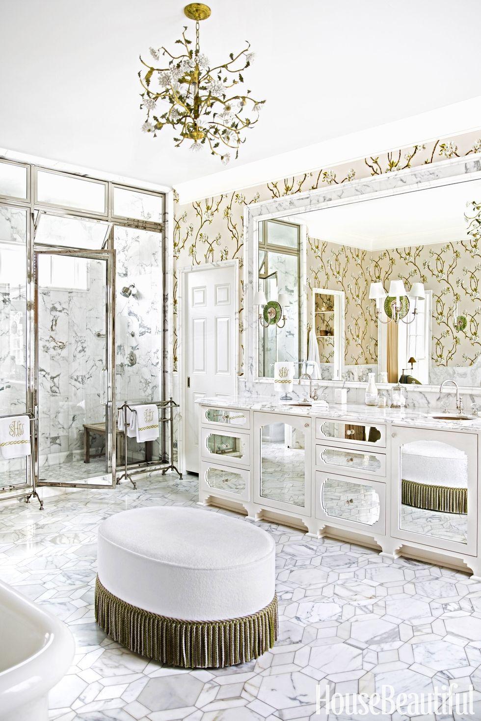 140+ Ways to Make Any Bathroom Feel Like an At-Home Spa   Bathroom ...