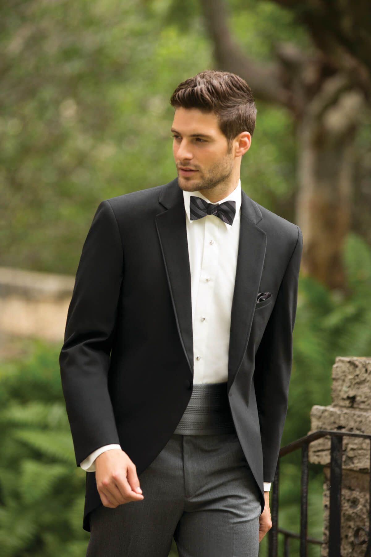 Matching Shirt With Black Tuxedo