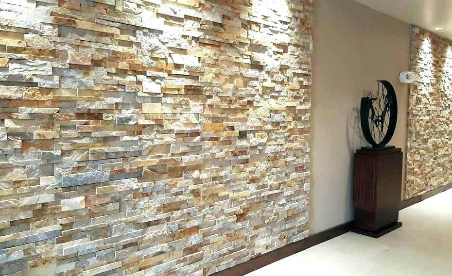 50 Charming Interior Design With Rock Wall Ideas Interior