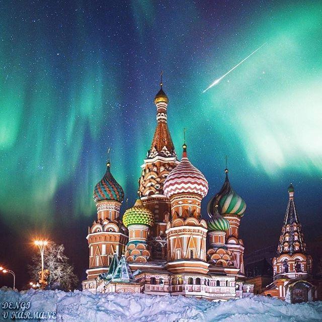 Собор Василия Блаженного   Красная площадь   Москва ...