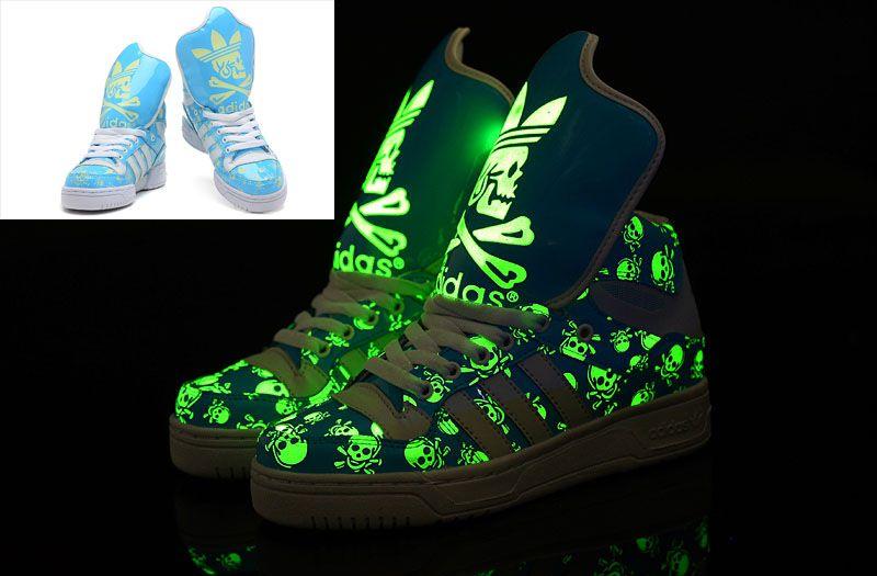 adidas logo vert chaussure