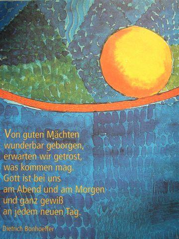 Von Guten Machten Wunderbar Geborgen Spruche Neues Jahr Gedichte Und Spruche Zitate