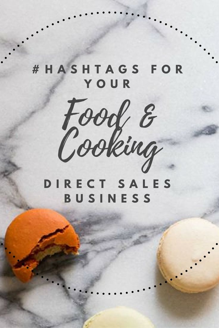 Hashtags for your direct sales business increase likes