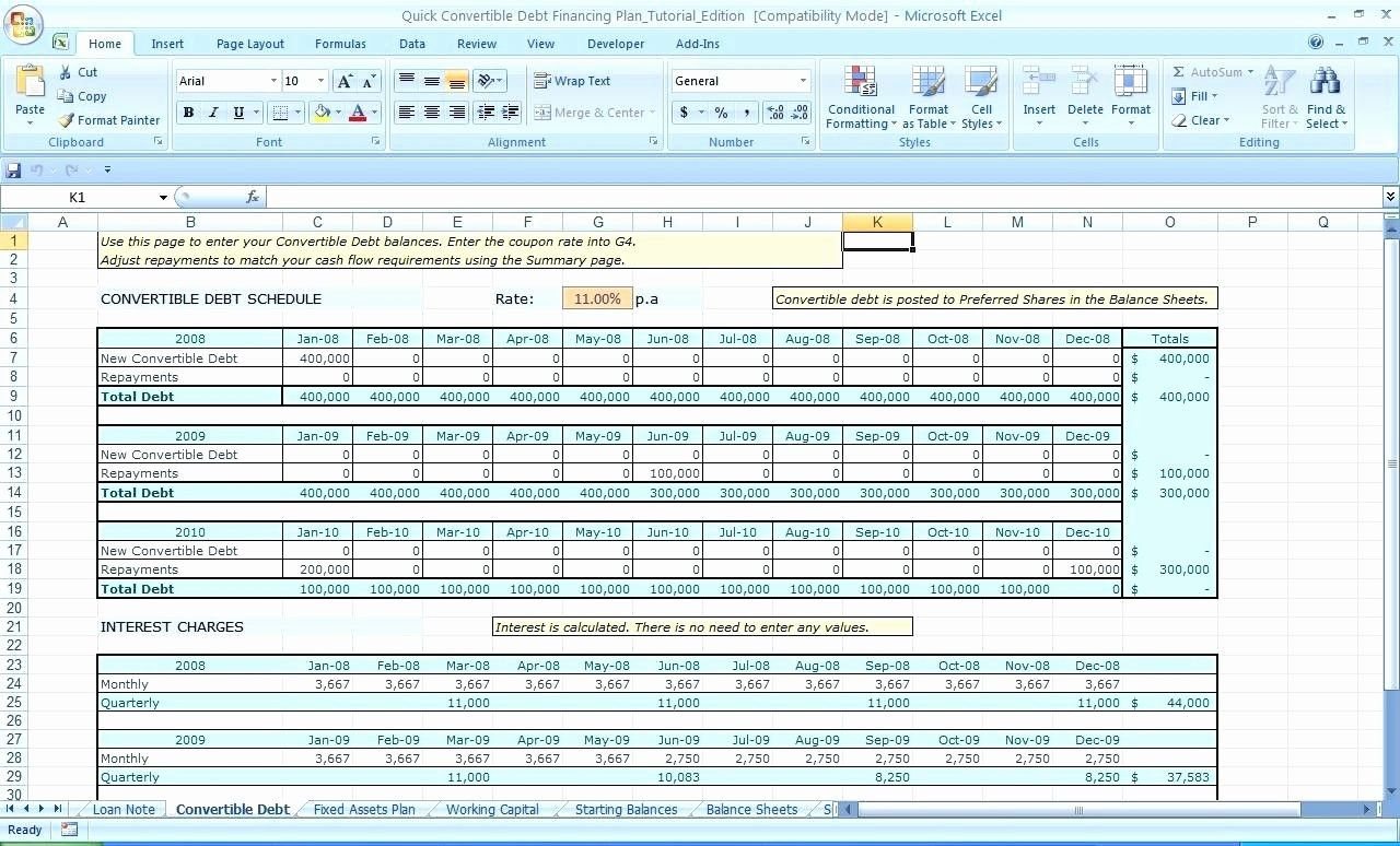 Fresh template simple cash flow statement template excel