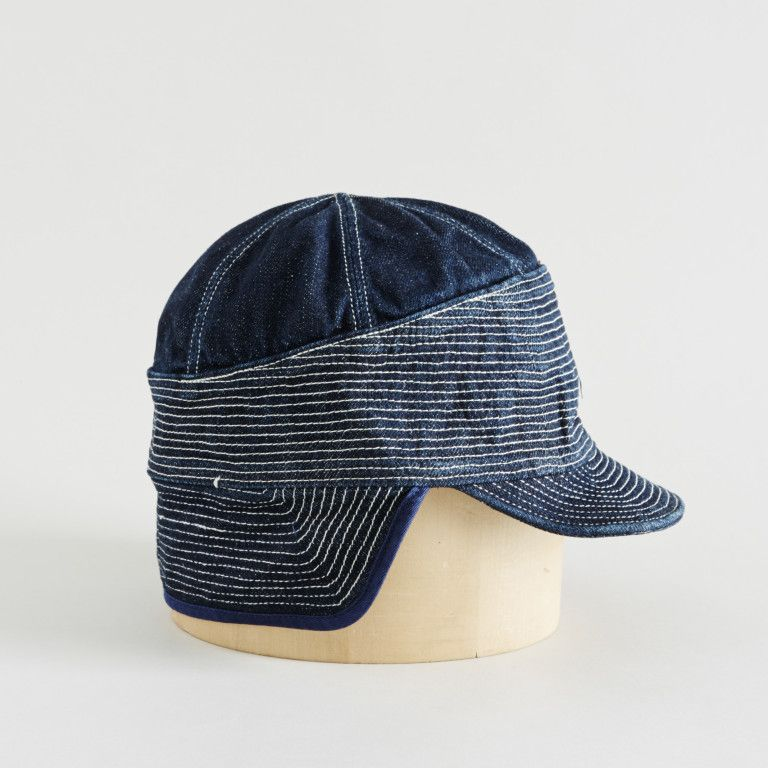 150b825efc2 Really into this hat by KAPITAL (Japan) OLD MAN AND THE SEA CAP ...