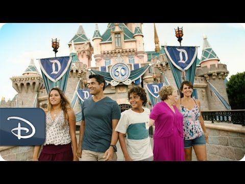Unforgettable Stories - The Barajas Family | Disneyland Resort