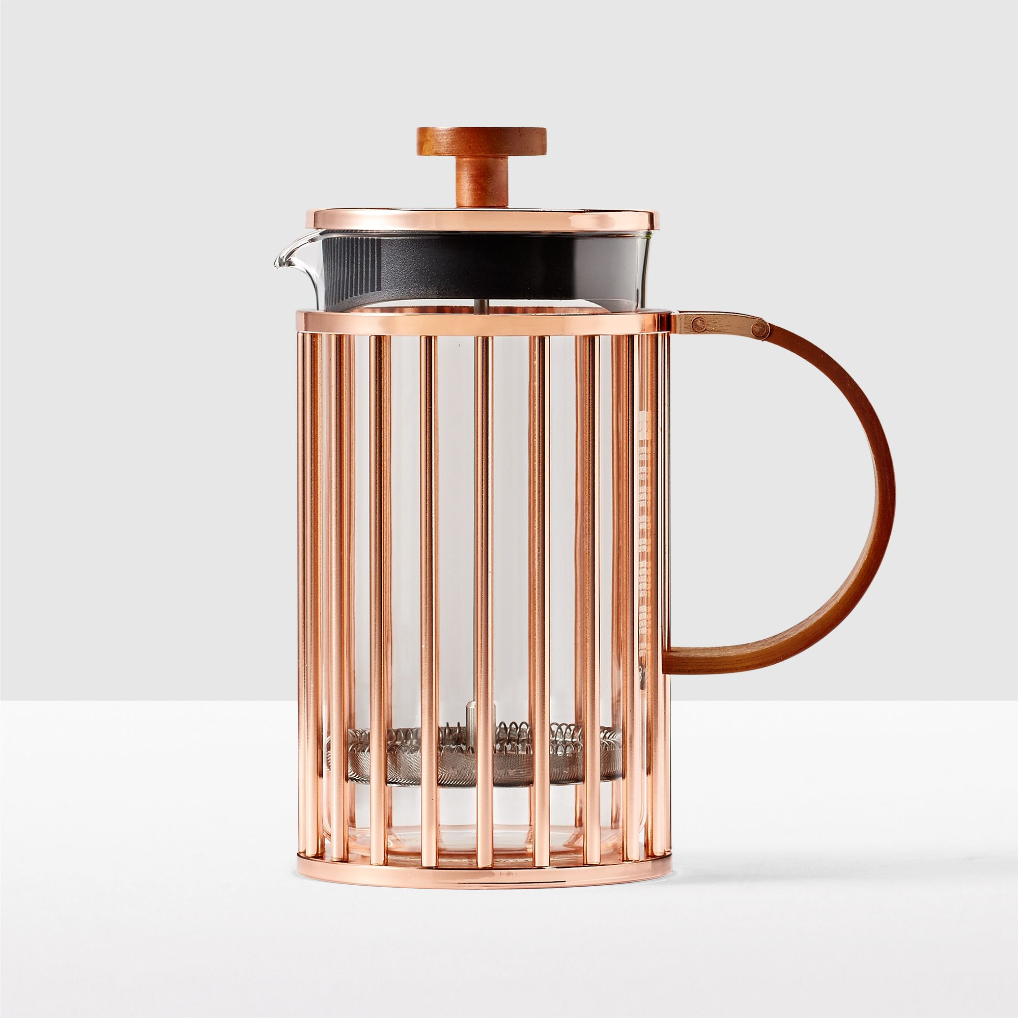 Bed bath beyond french press - Copper French Press