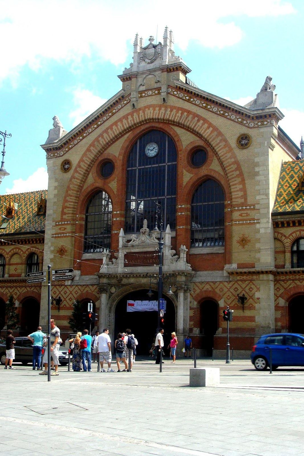 Vásárcsarnok Budapesten