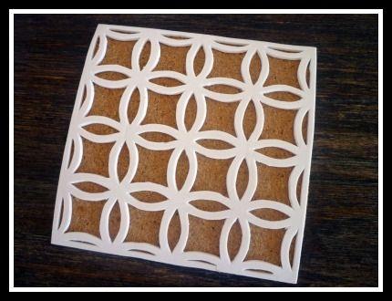 crafty ideas modern coasters. craft foam  cork sheets cute DIY coasters dream house