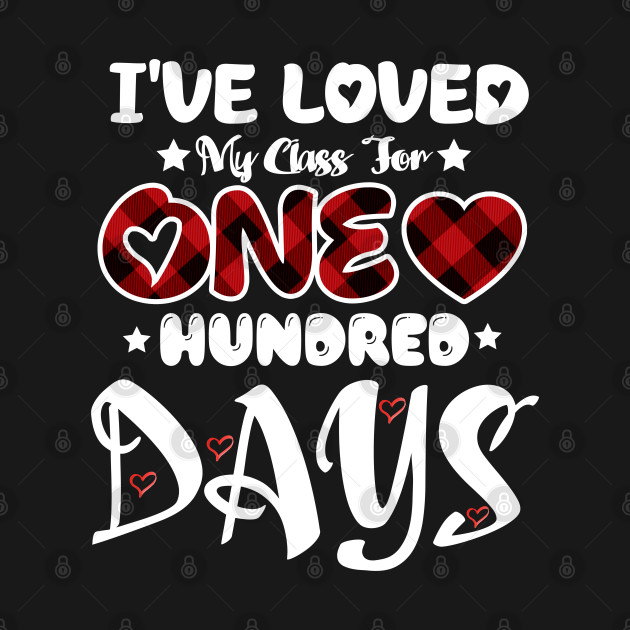 Download I've loved My Class For one hundred Days Of School Buffalo ...