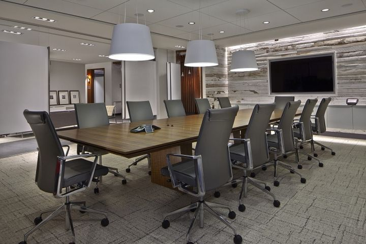 Egon Zehnder Offices By VeenendaalCave Atlanta Georgia Retail Design Blog
